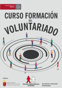 Difusion voluntariado 2021 logo consejeria 1